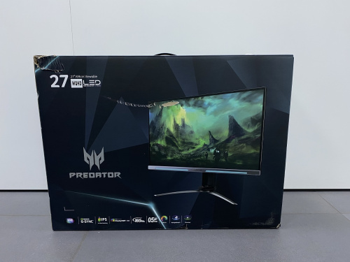 Acer Predator XB273UGSbmiiprzx_OUTLET_