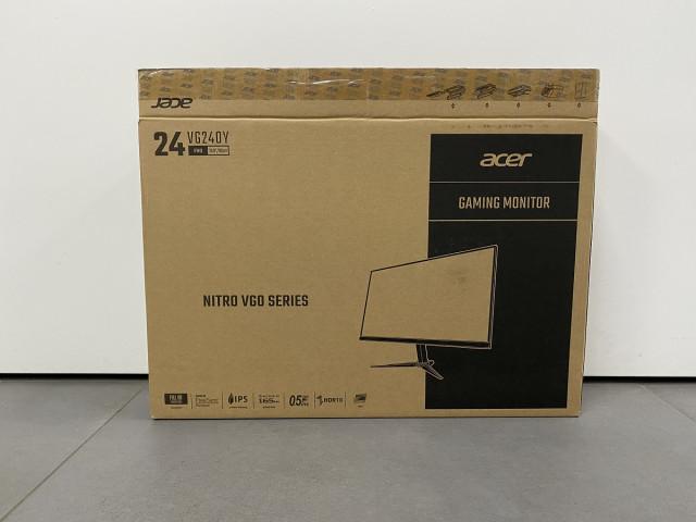 "Acer Nitro VG240YSbmiipx FreeSync Monitor 23,8"""